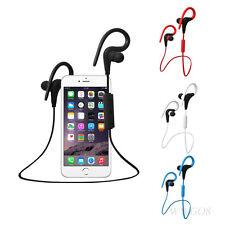 Ear Hook Wireless Bluetooth Jogging Stereo Waterproof Sports Headset Earphone