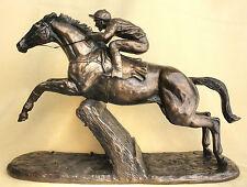 Istabraq - Bronze Sculpture - H Glen -Superb Gift