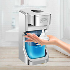 Automatic Soap Dispenser Touchless Handsfree Liquid Foam Sanitizer Dispenser