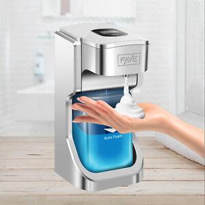 Automatic Soap Dispenser Touchless Handsfree Liquid Foam Sanitizer Dispenser
