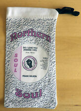 Northern Soul Cellulare Mp3 Pouch, Soul Wallet, Northern Soul Phone Cover