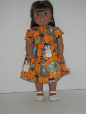 "Dogs/Costumes Halloween Dress for 18"" Doll American Girl Doll Clothes"