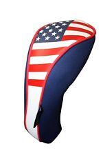USA Patriot Golf #3 Hybrid Head Cover U.S.A Neoprene Style Patriotic Headcover