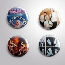 4 THE PRESIDENTS OF THE USA BAND - Pinbacks Badge Button Pin 25mm 1''