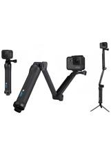 GoPro original AFAEM-001 Action Camera Black Tripod Grip/Arm/Tripod Mount