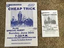 Cheap Trick Poster And Flyer