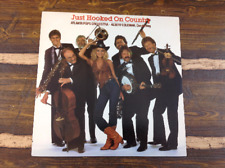 Just Hooked on Country Atlanta Pops Orchestra Vintage Vinyl Record LP 1982