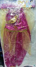 Costume JASMINE principesse Disney carnevale bambina tg. 3-4 anni