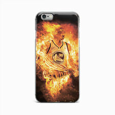 Warriors iPhone X XS Max XR Rubber Snap Case NBA iPhone 5s 6s 7 8 Plus Gel Cover