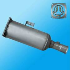 EU4 DPF Dieselpartikelfilter PEUGEOT 807 2.0/2.2 Hdi - DW12ATED4 DW10ATED4 2005-