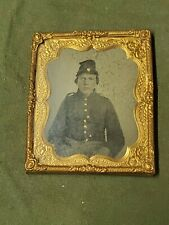 Civil War Daguerreotype of Soldier