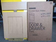 KITCHEN OAK STYLE 500mm X 720mm DRAWERLINE DOOR & DRAWER  Pack Q