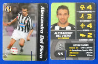 CARD FOOTBALL FLIX 2005/06 - N. 55 - DEL PIERO - JUVENTUS