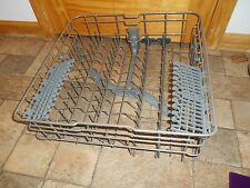Samsung DW7993LRASR  Dishwasher Upper Rack / Basket DD97-00172A  New -2 wheels