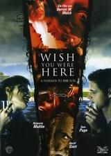 Wish You Were Here-A Summer To Die For (##) NEU / DVD #6040
