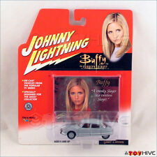 Buffy the Vampire Slayer Johnny Lightning Giles Citroen Buffy card Cranky new