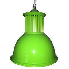 Plafonniers et lustres vert pour le salon