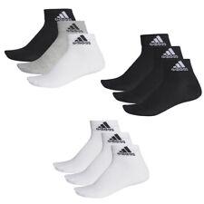 9 Paar adidas Performance Sneaker / Quarter Socken Gr. 35 - 54 Unisex Kurzsocke