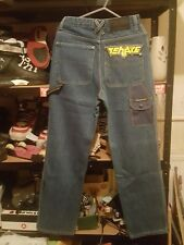 Senate rare inline skate jeans with tags 90s aggressive roller blade