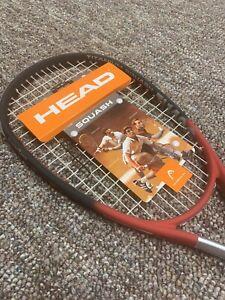 Head Austria Ti.140 G Titanium Squash Racquet Power Zone ($79.99 Retail) NEW
