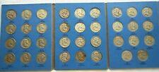 1948-1963 Silver Franklin Half Dollars 50c Complete Set of 35 Coins