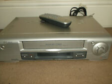 Philips VR 630/07 VCR PAL Fully Working With Original Remote