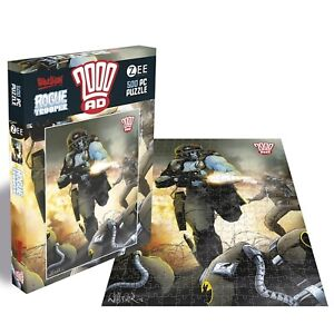 2000AD ROGUE TROOPER 500 PIECE JIGSAW PUZZLE OFFICIALLY LICENSED