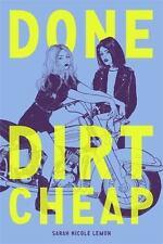 Done Dirt Cheap by Lemon, Sarah