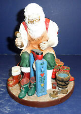 Pipka Shoemaker Santa -New in Box- #13959- #293 Limited Edition-2002
