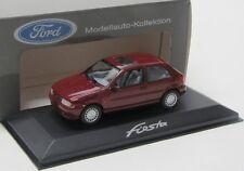 FORD FIESTA (1995-1999) rosso scuro/Minichamps 1:43