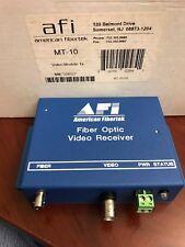 American Fibertex MT-10 Video Module Tx