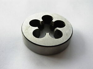 1pc Metric Right Hand Die M15 X 0.5 0.75 1 1.25 1.5mm Threading Tools