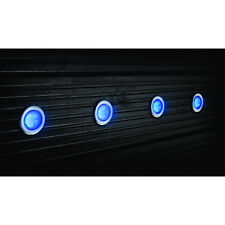 X4 WICKES 12V IP65 ADD ON LED FOR USE WITH LED DECKING LIGHT KIT OUTDOOR - BLUE
