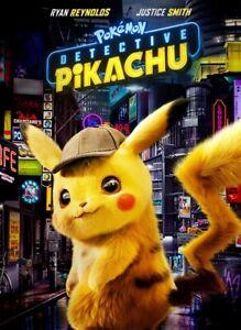 Detective Pikachu DVD