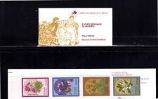 PORTUGAL-MADEIRA #90-93a  1983  FLOWERS    MINT  VF NH  O.G  C/B  a