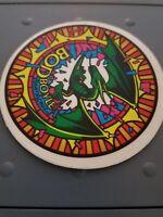 santa cruz NOS bod boyle stainglass dragon vintage skateboard sticker decal
