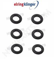 Set Of 6 For BMW E39 O-Rings - Air Equalizer Intake Manifold Distribution Piece