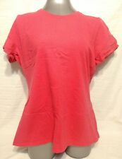 Women's, Pink, Fruit of the Loom, T-Shirt, Size XXL