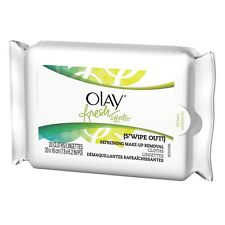 Olay Fresh Effects {S'Wipe Out!} Refreshing Make-Up Removal 20 Cloths