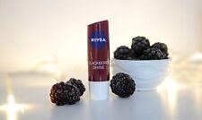 Nivea Lip Balm Care Blackberry Shine Long-Lasting 4.8g