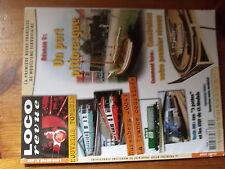 $$a6 Loco-Revue N°680 Port pittoresque  Premier reseau  Sonorisation  3 pattes