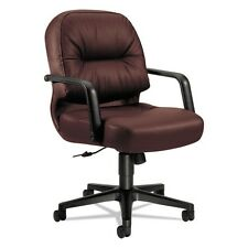 HON Pillow-Soft Managerial Mid Back Chair - 2092SR69T