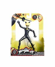 Miraculous 7.5-Inch Cataclysm Cat Noir Ladybug Action Doll
