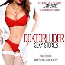 Doktorluder, 3 Audio-CDs von Inka L. Minden (2012)