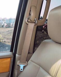 2007-2014 Lincoln Navigator Passenger Right Front Seat Belt Retractor OEM Tan