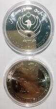 Kurdistan 5000 Dinars IndependenceMap Pattern Unusual Coinage 41mm UNC COIN 1pcs