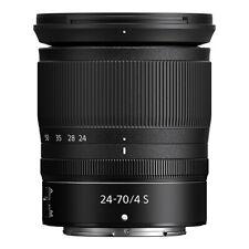 Nikon NIKKOR Z 24-70mm Lente F/4 S