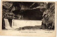 CPA  Vallée de la Loue - Source de la Loue   (183199)