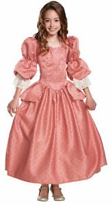 Carina Deluxe Child Girls Costume Pirates Of The Caribbean Fancy Dress Disguise