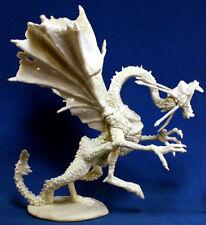 1 x JABBERWOCK - BONES REAPER figurine miniature jdr rpg pathfinder dragon 89016